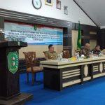 APBD TA 2018 Kabupaten Bengkayang Defisit Rp7,4 Milyar