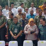 Pemerintah Kabupaten Kubu Raya Apresiasi Program TMMD