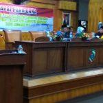 DPRD Mempawah Ketuk Palu APBD TA 2019 Rp1,016 Triliun