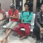 4 Pelaku PETI di Kecamatan Sandai ditangkap Polisi