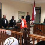Hakim PN Ketapang Tolak Eksepsi Terdakwa Isa Anshari