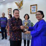 Kubu Raya Raih Anugerah Parahita Ekapraya Utama