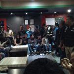 51 Pengunjung Hotel dan Karaoke di Bengkayang Terjaring Razia Gabungan