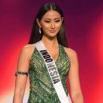 Ayu Maulida Kenakan Gaun Bertabur Bintang di Malam Puncak Miss Universe