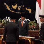 Jokowi Lantik 16 Dubes, dari Jubir Kemenlu Hingga Mantan Wakil Ketua MPR