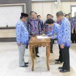 Bupati Suryadman Gidot Lantik Enam Pejabat Struktural