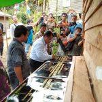 Desa Sungkung II Optimalkan Dana Desa Bangun PLTMH