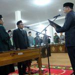 DPRD Kubu Raya PAW Legislator PKB
