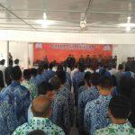 Bupati Martin Rantan Melantik 193 Pejabatan Struktural