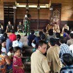 TMMD di Desa Batu Lapis Wujud Manunggal TNI dan Rakyat