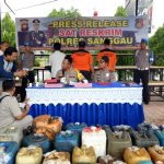 Penimbun BBM dan pejudi togel ditangkap Polisi