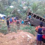 Longsor di Dusun Mendeng, Tiga Orang Meninggal Dunia