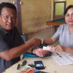 P-APDESI Galang Dana Bantu Korban Tanah Longsor Sungkung II