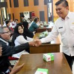 Penjabat Sekda Kubu Raya Semangati ASN Pra Purnatugas