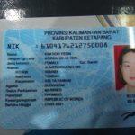 WNA Republik Korea Masuk Dalam DPT KPU Ketapang