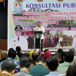 KKR Susun RPJMD 2019-2024 Dengan Pendekatan Partisipatif
