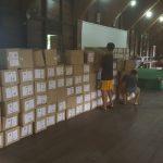 KPU Ketapang Terima Logistik Pemilu