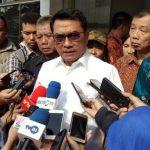 Soal Kontak Senjata Nduga, Moeldoko:Perlu Evaluasi antara TNI dan Polisi