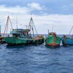 KKP Tangkap Lagi Enam Kapal Ikan Asing