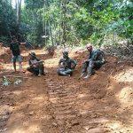 Satgas TMMD buka akses Desa Sekukun di Hulu Sungai Ketapang