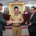 Walikota Pontianak Sampaikan Usulan APBD Perubahan TA. 2019