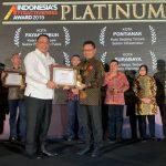 Kota Pontianak Raih Indonesian's Attractiveness Award