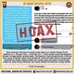 Aksi Begal di Melawi 'HOAX'