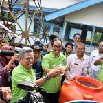 Tim UGM Revitalisasi Kawasan Transmigrasi Rasau Jaya