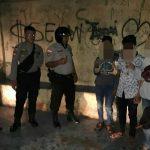 "Tiga Remaja ""Ngelem"" diamankan Polres Bengkayang"