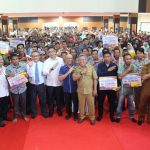 Kubu Raya Penerima BSPS Terbanyak se-Indonesia
