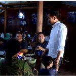 Presiden Jokowi dan Keluarga Makan Bareng Awak Media