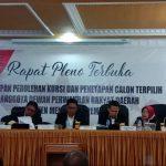 35 Nama Anggota DPRD Mempawah Periode 2019-2024 di Plenokan KPU