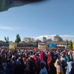 108 CJH Kabupaten Melawi mulai diberangkatkan ke Tanah Suci