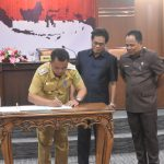 Seluruh Fraksi DPRD Bengkayang Setujui Raperda Pertanggungjawaban APBD TA 2018