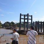 Panji Sebut Rp21 Miliar untuk kelanjutan Pembangunan Jembatan Melawi II