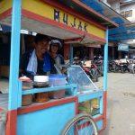 Sepenggal cerita Handoyo tukang rujak yang sukses di perantauan