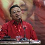 Paolus Hadi Nakhodai PDIP Sanggau Masa Bhakti 2019-2024