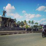 Monumen Pejuang di Nanga Pinoh masih familiar disebut 'Naruto'
