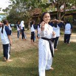 Ini sosok penting dibalik prestasi karateka Dea Destia Renata