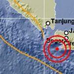 Potensi Dampak Tsunami Akibat Gempa Samudera Hindia Selatan Jawa M=7,4