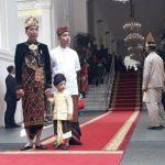 Adu Gaya Imut Cucu Presiden Jokowi, Pilih Tim Jan Ethes atau Sedah Mirah?
