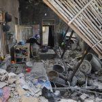 Korban Gempabumi Banten, Tewas karena Panik