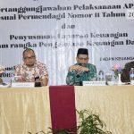 Mulyadi Tekankan Tata Kelola Keuangan Daerah Taat Aturan
