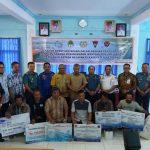 DKPP Salurkan Bantuan Saranan Tangkap Untuk Nelayan Ketapang