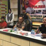 Polres Ketapang Ungkap Kasus TPPO