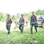 Kodim 1203/Ketapang Apresiasi Media Massa Kawal Pelaksanaan TMMD