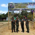 Tim Wasev Kodam XII/TPR Tinjau Giat TMMD di Ketapang