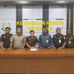 Ketua DPRD Ketapang Jadi Tersangka Kasus Tipikor Gratifikasi dan Penyelewengan Jabatan