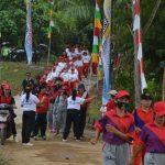 Pemkab Landak Bangkitkan Semangat Nasionalisme di HUT RI ke-74