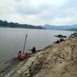 Ada Lomba Memancing di Desa Belangin Meriahkan HUT RI